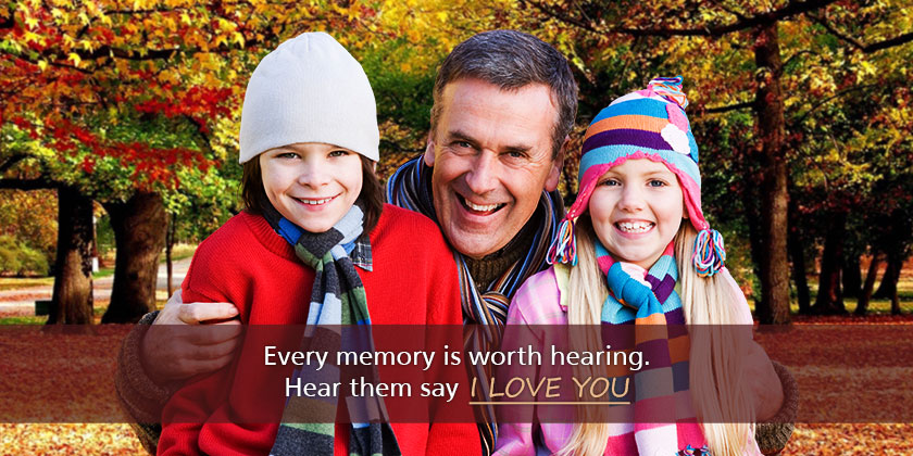Fall Banner - Cleartone Hearing Centers