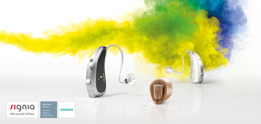 Signia Hearing Aids - Cleartone Hearing Centers
