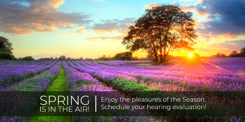 Spring Banner - Cleartone Hearing Centers