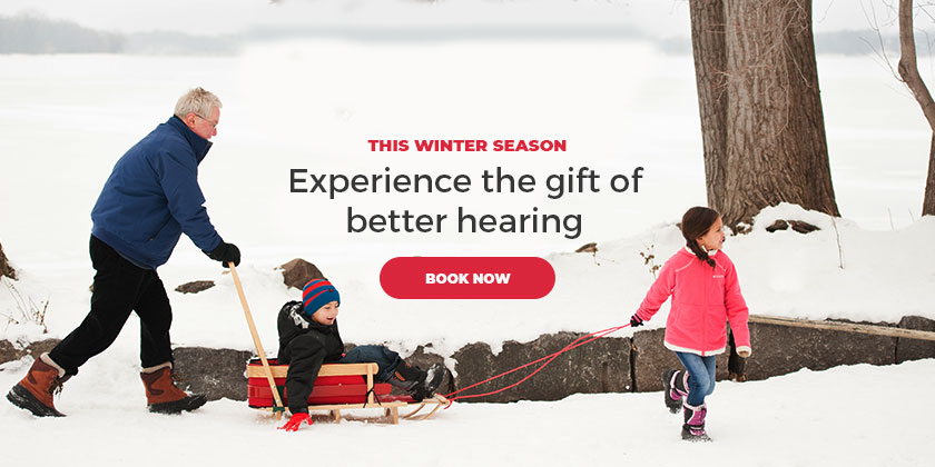 Winter Banner - Cleartone Hearing Centers